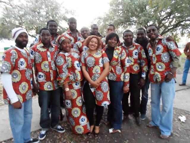 Les Burkinabè vivant à Houston ont commémoré le 8-mars (Ph: DR)