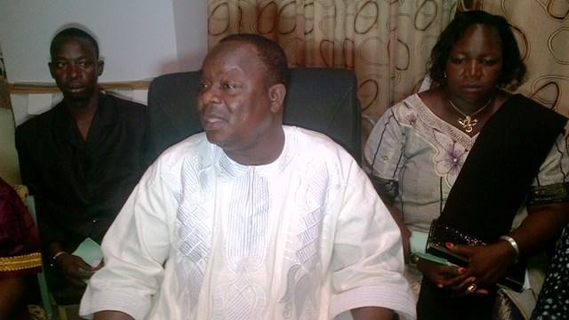 Anatole Bonkoungou réélu maire de l'arrondissement 4 de Ouagadougou (Ph : B24)