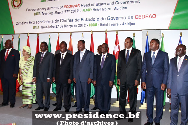 (Ph. d'archives : Présidence du Faso)