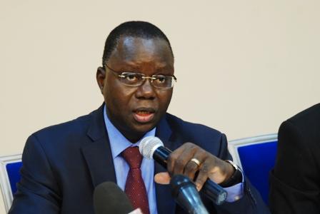 La SONABEL a besoin d'investissement selon, le directeur général de la SONABEL, Appolinaire Ki. © BURKINA 24
