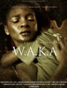 L'Affiche du film Waka.
