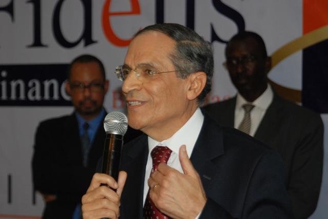 Le PCA de Fidelis Finance Burkina a annoncé l'ouverture prochaine d'une succursale de Fidelis Finance en Cote d'Ivoire. © BURKINA 24