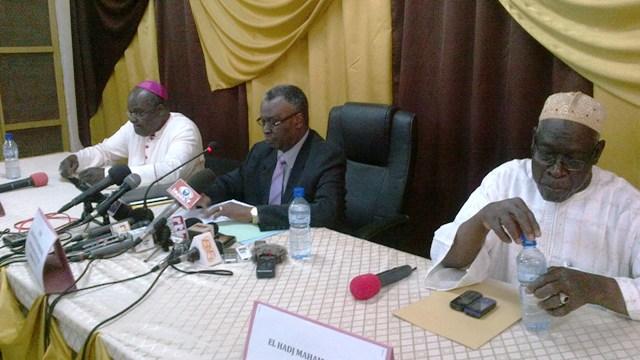 """La médiation """"a échoué"""", mais n'est pas """"découragée"""" et appelé les acteurs politiques à sauvegarder le climat de paix au Burkina (Ph : B24)"""