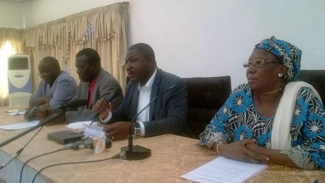 La société civile recommande à la CENI de procéder avec diligence  à la révision du fichier électoral pour un effectivité du scrutin de 2015 (Ph : B24)