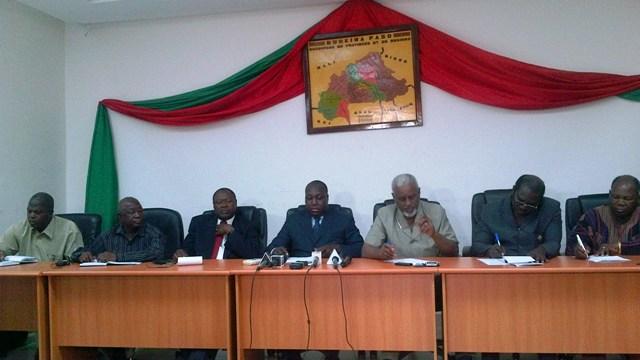 """L'opposition dit rester """"ferme"""" sur son exigence d'un mandat du Chef de l'Etat habilitant la majorité (Ph : B24)"""
