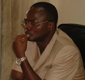 Salif Lamoussa Kaboré, ministre burkinabè en charge des mines (Ph : Facebook)