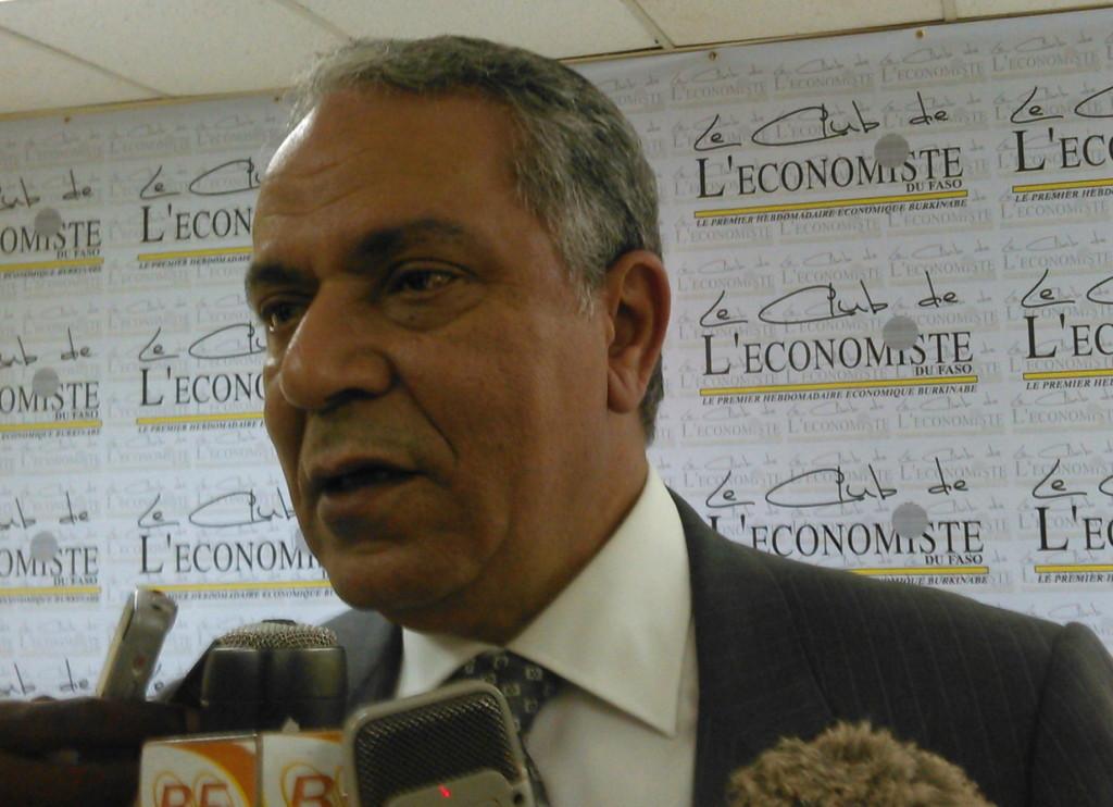 Abdelmounaim Dilami, PDG d'Eco-Medias.