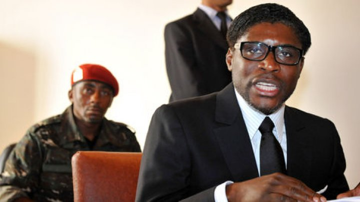 Le fils et vice-président de la Guinée équatoriale, Teodorin Obiang