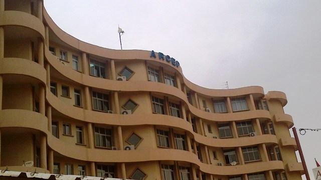 Le siège de l'Autorité de régulation des communications électroniques et des postes (Ph : B24)