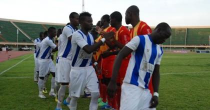 L'EFO malgré le plus grand de trophée est derrière sa rivale l'ASFA Yennenga
