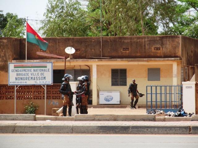 La présence de la gendarmerie ne se discutait pas (Ph : DR)