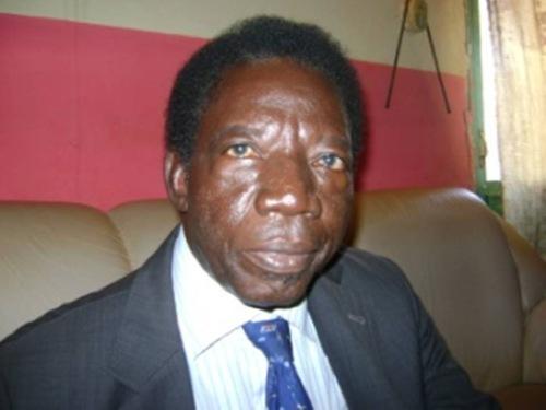Jean Claude Bamogo dit Man