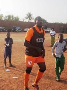 Koh Traoré évolue désormais sous les couleurs orange et noir