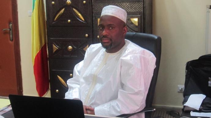 Moussa Mara, le nouveau Premier ministre (Ph ; Malijet)