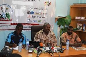 Les journalistes burkinabè, partenaires du Marathon Ouaga-Laye ont été rassurés sur la tenue de la 5ème édition (ph. L'Observateur Paalga)