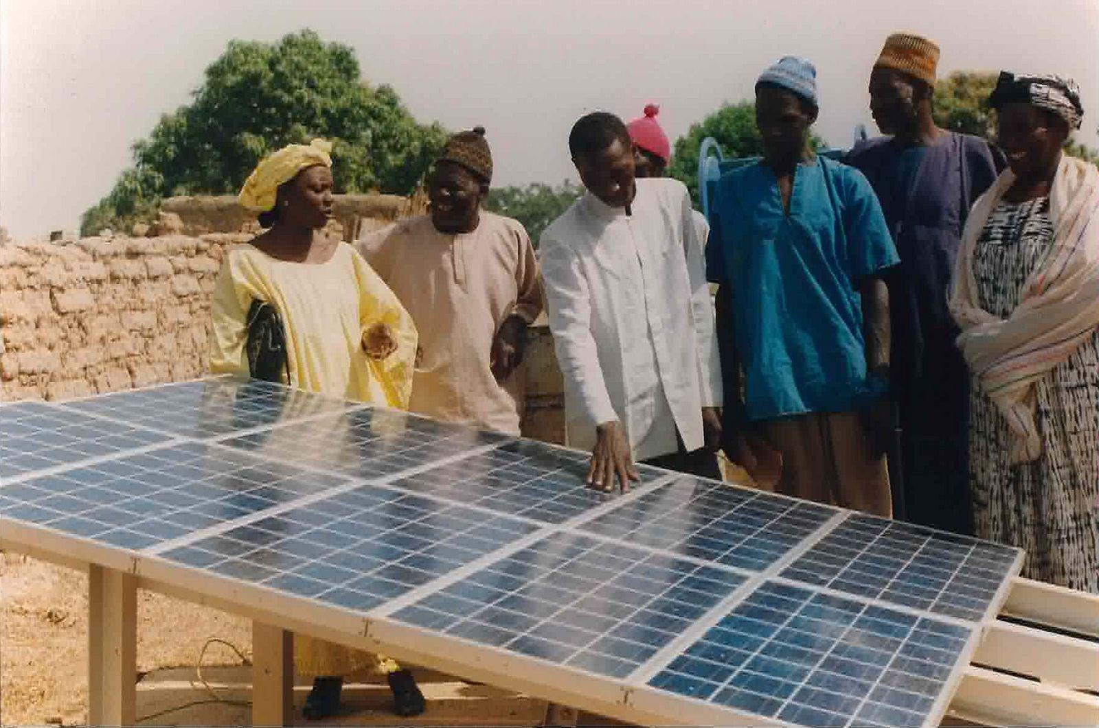 Nergie solaire la deuxi me dition de la conf rence internationale africa - Fours solaires en afrique ...