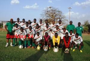Les Etalons juniors du Burkina seront face aux Aiglons du Mali le samedi 10 mai 2014