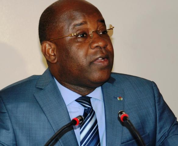 Jérôme Bougouma, ministère burkinabè de la sécurité (Ph : B24)