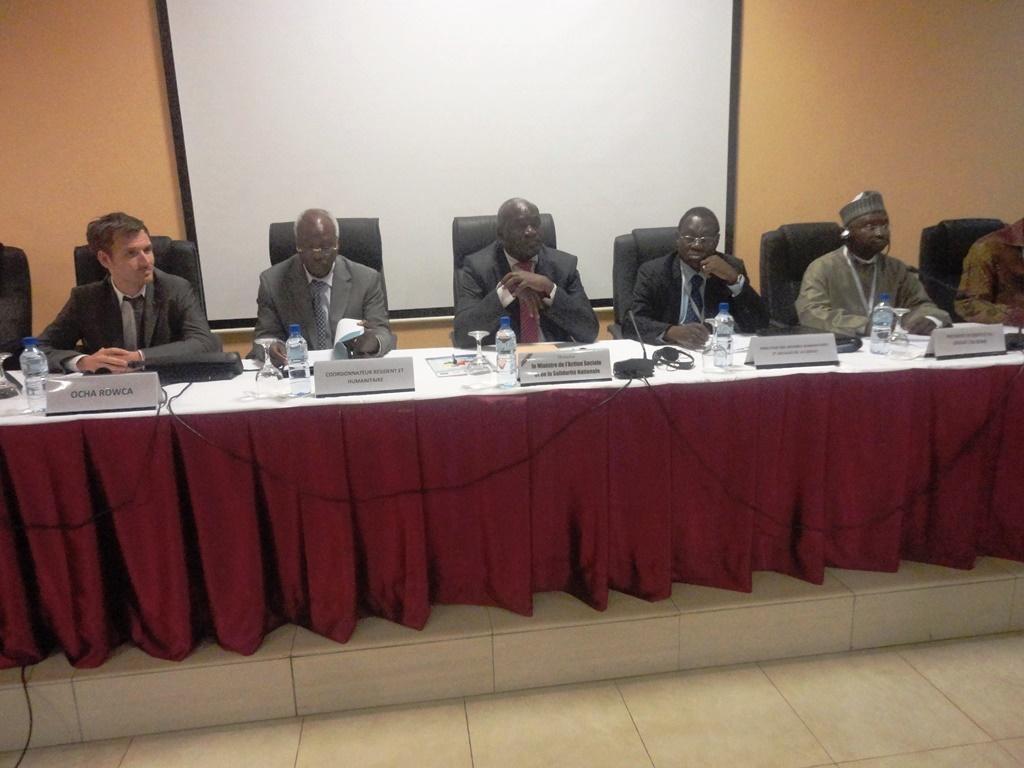 Plusieurs responsables africains présents (Ph : B24)