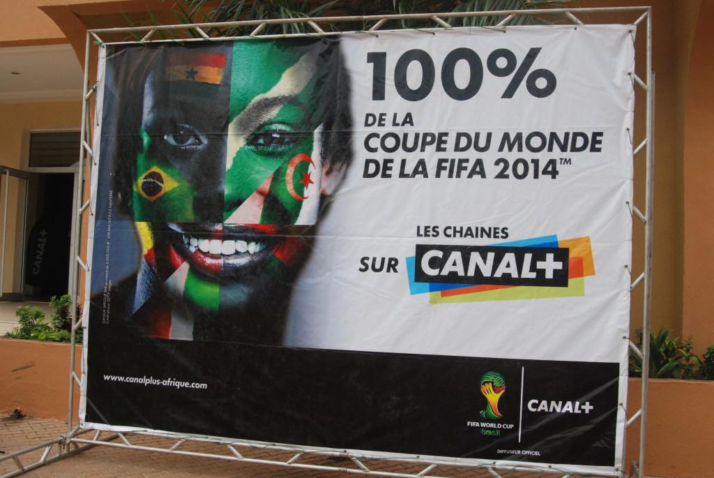 Pendant une semaine, les futiurs abonnés pourront s'offrir le décodeur à 10 mille franc s CFA