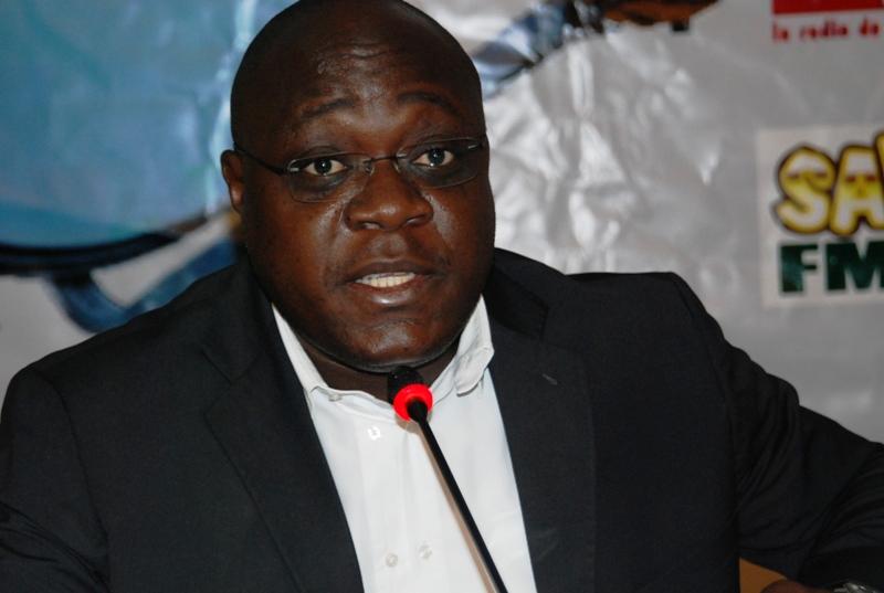 Clément Kouamé, Directeur général de Canal + Burkina (Ph : B24)