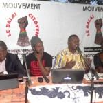 «Tripatouillage constitutionnel»: Le Balai citoyen à la recherche d'une meilleure réaction citoyenne
