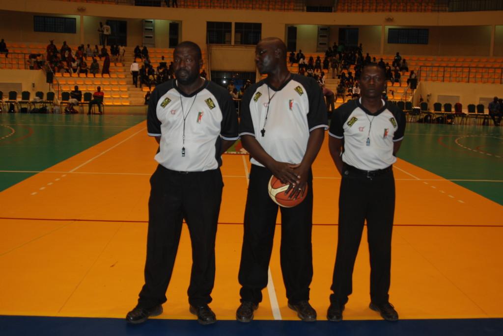 Les arbitres auraient refusé d'officier s'ils ne sont pas payés (ph. Burkina 24)