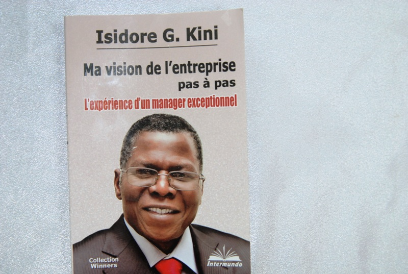 La vision d'Isidore Kini pour la création et le développement  d'une entreprise (© Burkina24)