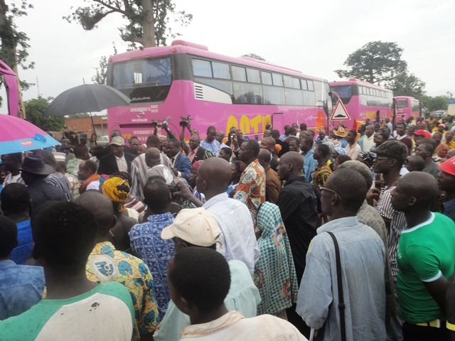 Populations sorties nombreuses (© Burkina24)