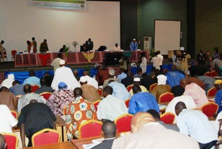 De ces assises devra se dégager un consensus sur la mise en oeuvre du projet pôle de croissance du Sahel (© Burkina 24)
