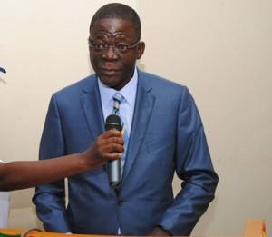 Jonas Bayoulou, Président de l'ABMAQ © Burkina 24