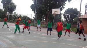 Etalons basketteurs locaux