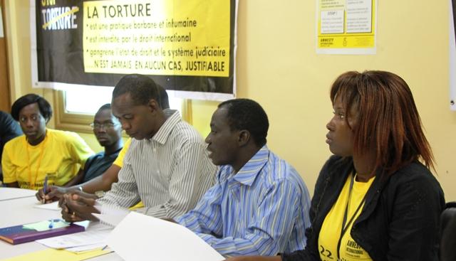Les organisations de défense de droit de l'Homme plaident pour une réaction de la communauté internationale (© Burkina 24)