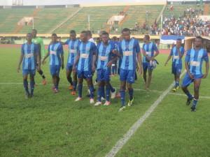 Les stellistes après leur victoire contre l'ASFA Yennenga peuvent rêver du doublé