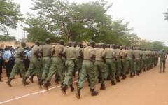 Citoyenneté : Les élèves policiers font don d'au moins 500 poches de sang
