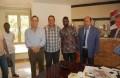 Abdoulaye Cissé 2ème à partir de la droite) va retrouver le Zamalek du Caire