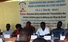 Université de Ouagadougou : Une association de jeunes juristes voit le jour pour défendre l'Etat de droit