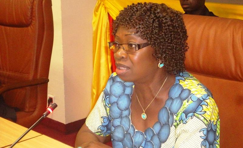 Béatrice Damiba, CSC, au revoir