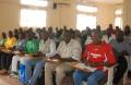 Une trentaine d'enseignants du primaire participent à la formation EPS