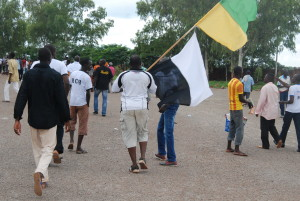 Finale Coupe du Faso RCB # EFO supporter ASFA RCB