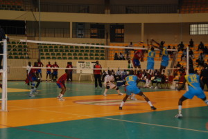 AS Douanes, USFA Volleyball