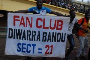 Fan Club Banou Diawara RCB