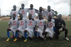 Fabao Foot espoir a atteint son objectif en remportant la 13ème édition du tournoi international de la solidarité