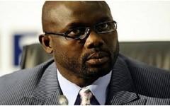 Ebola : Georges Weah sensibilise les Libériens à travers une chanson