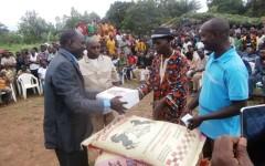 Mont Peko : Justin Koutaba rassure les ressortissants burkinabè