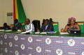 Le présidium du MPP lors du séminaire (©Burkina24)