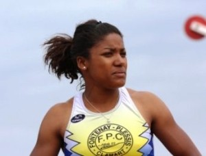 Laetitia Bambara est la nouvelle championne d'Afrique en lancé de marteau