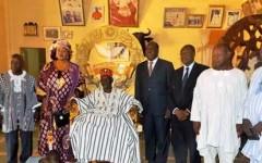 Burkina : L'opposition et le Front républicain font la ronde des leaders coutumiers et religieux