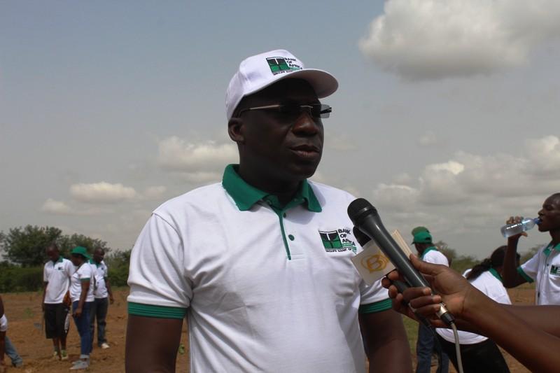 Abdel Zampalégré, DGA de BOA Burkina (© L'Obs)