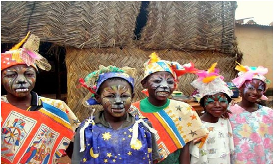 """Le Festival des """"Voix Mômes"""" permet l'expression culturelle"""